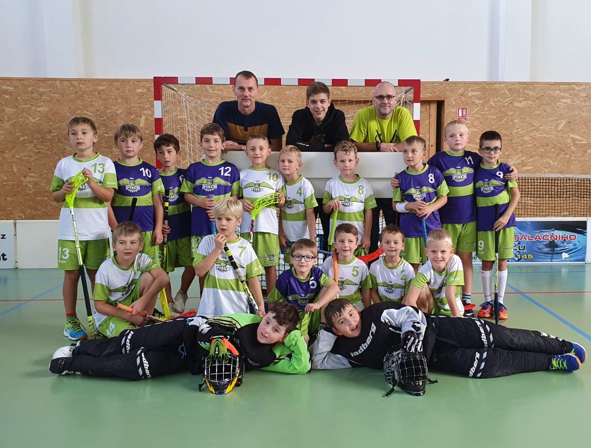 Přípravkáři odehráli svůj první ligový turnaj!!